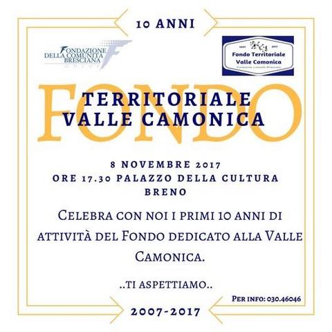 Vivilavalle – Gli appuntamenti dell'8 novembre 2017
