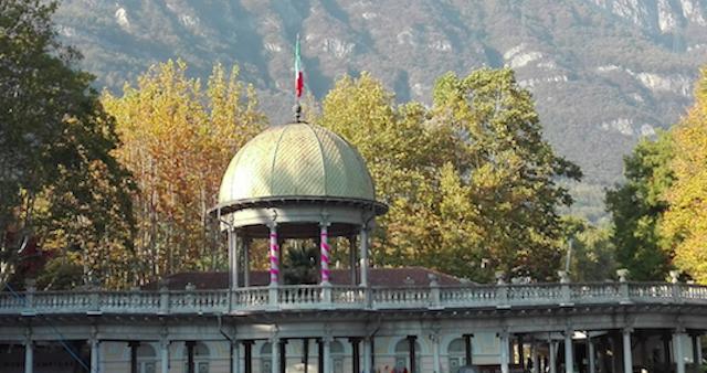 Boario, le idee del Comune per dare nuova vita al Parco delle Terme dopo l'acquisizione