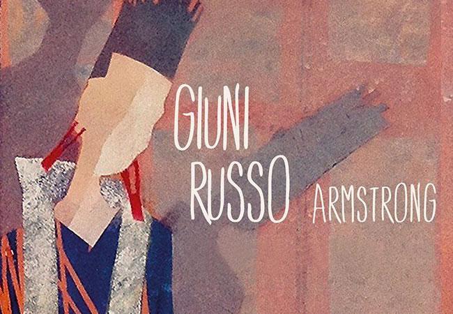 "Giuni Russo ""Armstrong"" CD 2017"