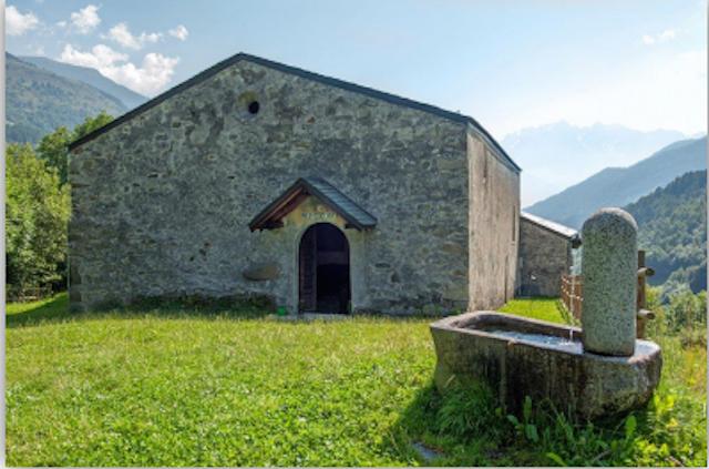 San Martino di Corteno, avviati studi più approfonditi sull'antica parrocchiale
