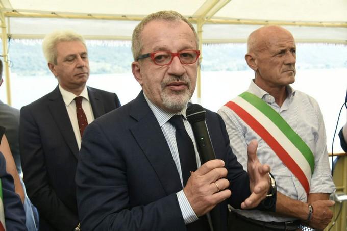 Roberto Maroni sabato 25 novembre a Marone per tenere a battesimo la Festa dell'olio novello