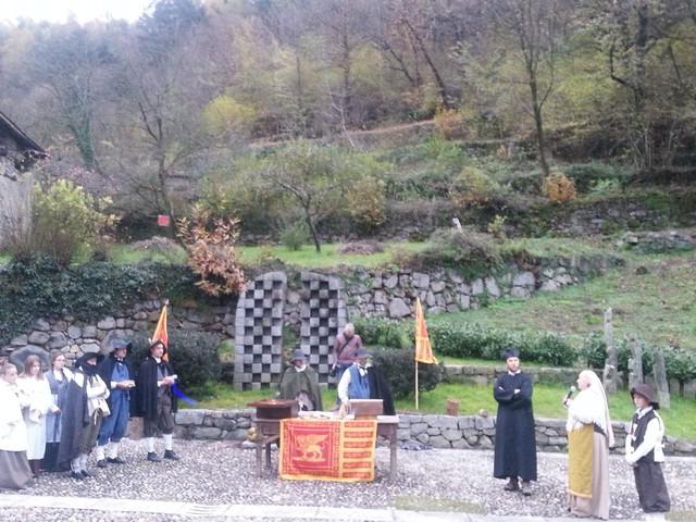 Nadro, un balzo nel tempo di 400 anni per la rievocazione storica Nadro 1617