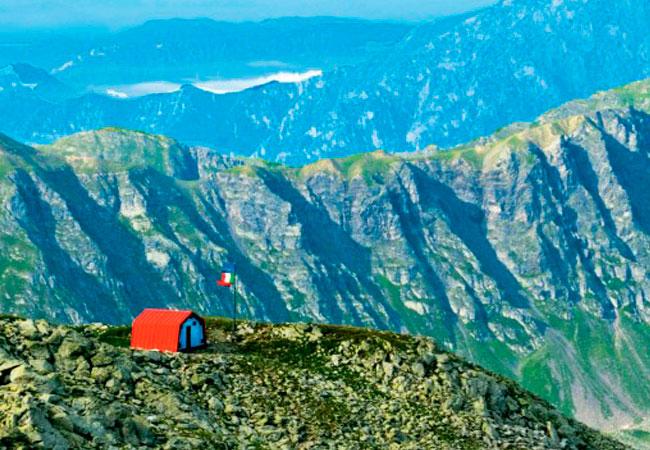 Una maratona alpina lunga una vita