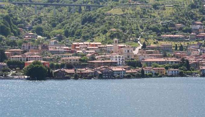 Sulzano, il turismo ciclopedonale per il dopo The Floating Piers