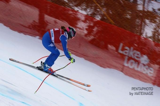Quarto posto: bene la prima gara per Elena Fanchini