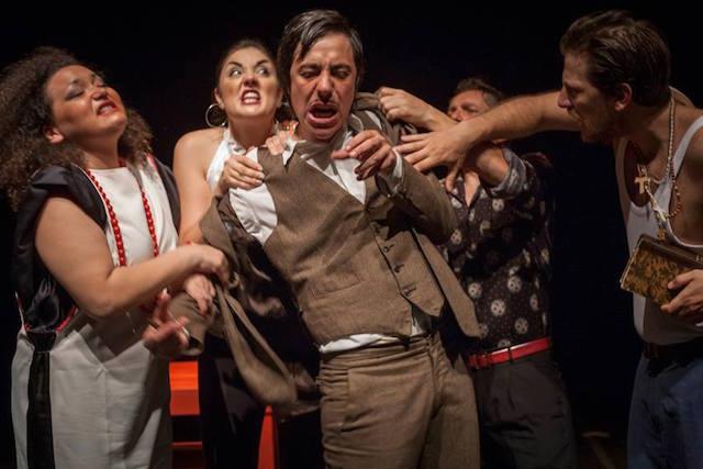 Breno, questa sera Hamlet Travestie al Teatro delle Ali
