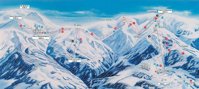 Montecampione Ski Area convoca l'assemblea dei soci per la proroga del termine dell'aumento di capitale