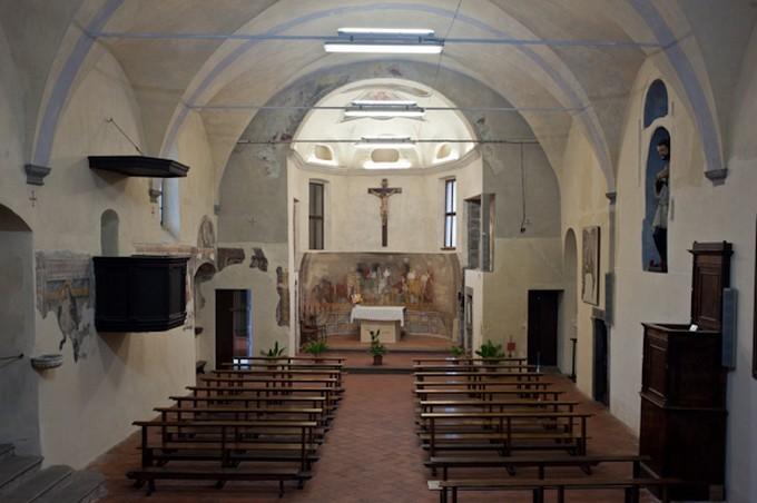 La chiesa vecchia di Sant'Andrea – Malegno