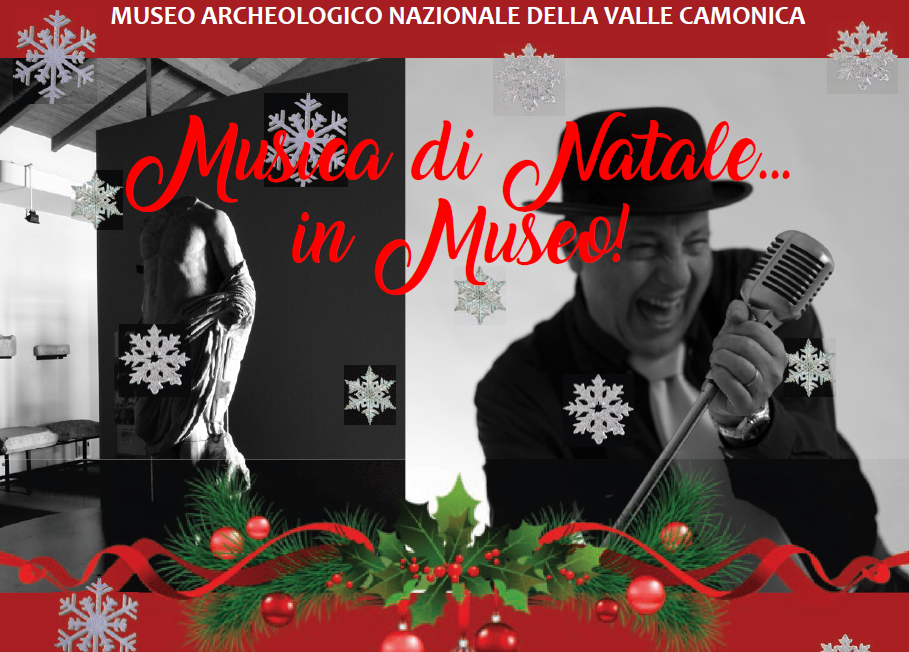 Musica di Natale al Museo: sabato a Cividate Camuno