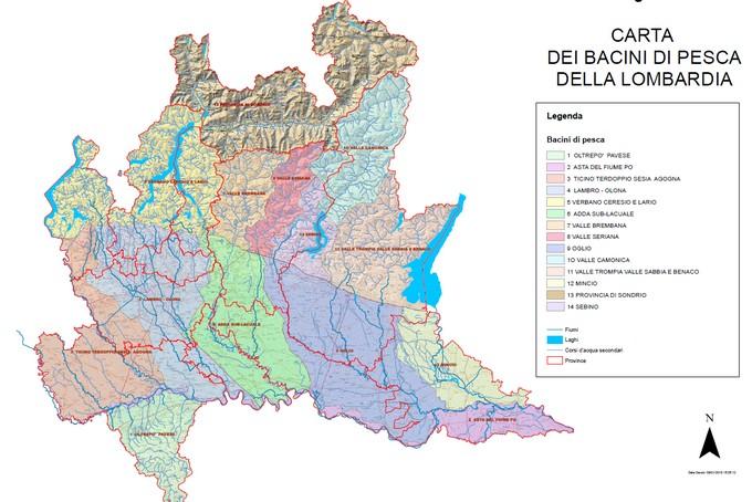 Regione: due bacini di pesca separati per la Vallecamonica e per il Sebino