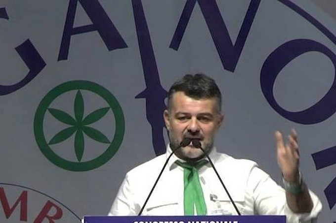 Da Ceto l'attacco a Beppe Donina, candidato alle politiche con la Lega Nord