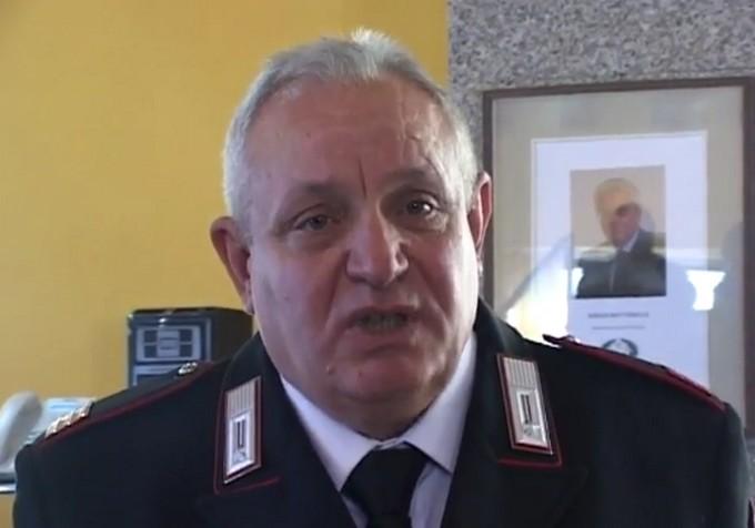 Brunello Bacco promosso Luogotenente dei carabinieri