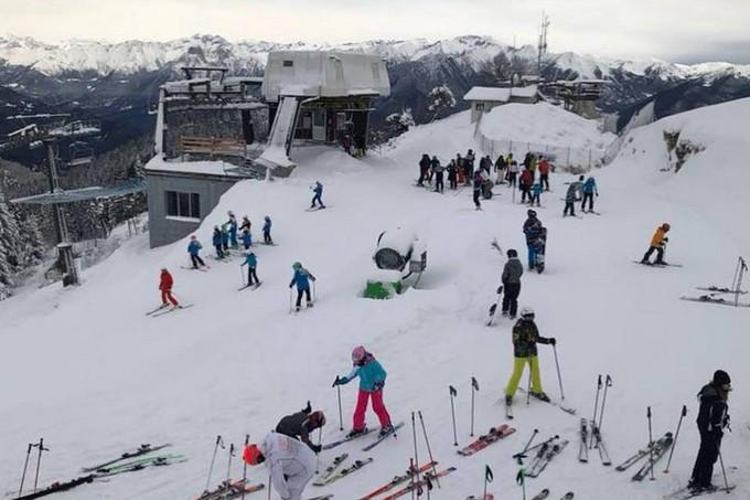 Tutti i comprensori della Vallecamonica chiudono in bellezza le vacanze di Natale. Passaggi record ovunque