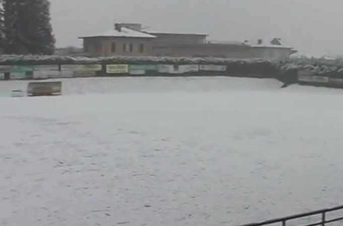 Calcio, i risultati delle partite di domenica 21 gennaio. Neve a Clusone, il Piancamuno non compie la trasferta
