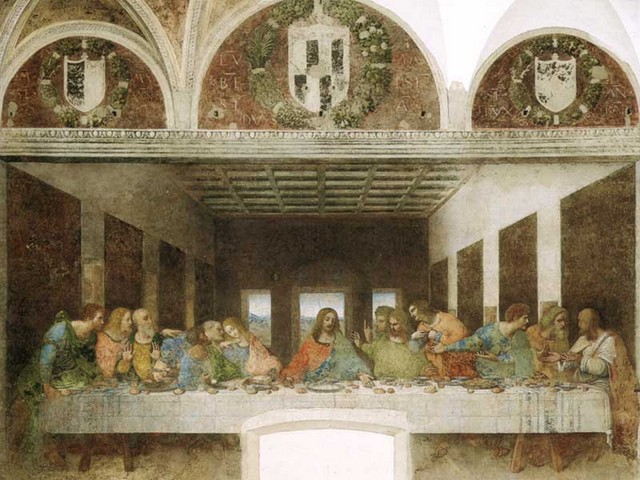 Un camuno custode casiere del Cenacolo vinciano