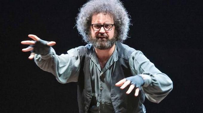 Simone Cristicchi ospite dell'Ivan Piana di Lovere