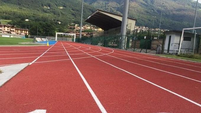 Darfo Boario Terme, una tribuna da 60 posti per l'antistadio del Comunale