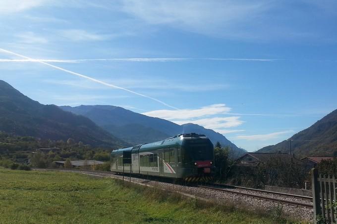Brescia-Iseo-Edolo: per la linea ferroviaria stanziati quasi 15 milioni di euro