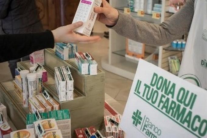 """""""Dona un farmaco"""". Torna l'iniziativa di raccolta del Banco Farmaceutico"""