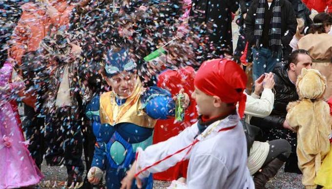 Carnevale salese, i carri sfilano già domenica 4 febbraio