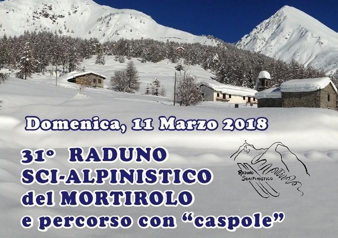Raduno del Mortirolo, per scialpinisti e ciaspolatori l'appuntamento è per domenica