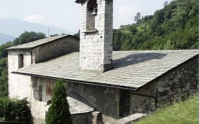 Losine, oggi inaugurazione del nuovo percorso per la chiesa della Madonnina in Castello
