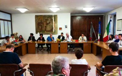Gianico, debutta il neo sindaco Mirco Pendoli