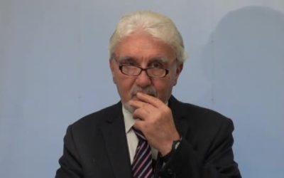 L'Alta Valle piange Arturo Minelli, maestro ed esponente politico