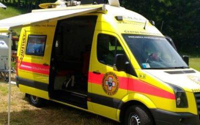 Morto per un malore: recuperato dal Soccorso Alpino un 47enne a Vione