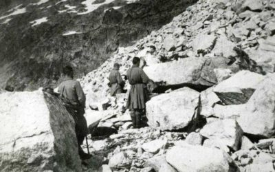 """Un altare """"naturale"""" in Presena: è lo stesso di 104 anni fa"""
