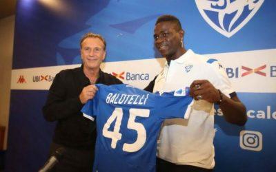 """Mario Balotelli al Brescia, che """"Serie A"""" sia"""