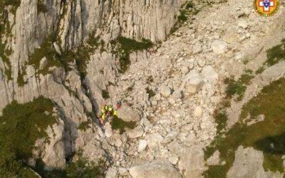 Precipita dalla Concarena, muore alpinista di Cantù