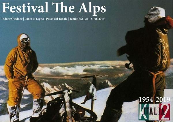 Festival the Alps, la quarta edizione propone tre proiezioni outdoor