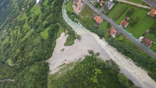 La Regione sblocca 170mila euro per i lavori di somma urgenza a Ono San Pietro, Cerveno e Losine