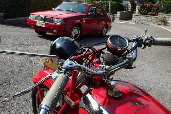 By Barbise, una carovana di moto e auto d'epoca nel ricordo di un amico