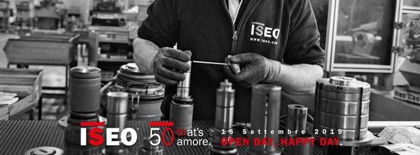 Iseo Serrature, Open Day a Pisogne per i 50 anni