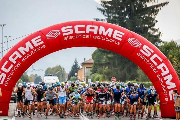 Trofeo Penne Nere Gsa Sovere, va in scena lo skiroll