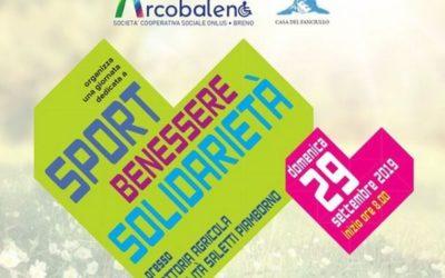 Sport, Benessere e Solidarietà torna a Piamborno il 29 settembre