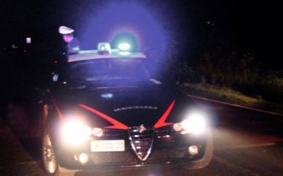 36enne in semilibertà alla guida ubriaco: torna in carcere