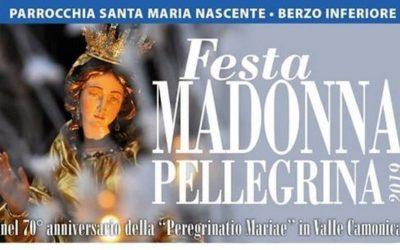 A Berzo Inferiore entra nel vivo la festa della Madonna Pellegrina