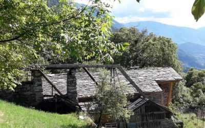 Cimbergo, il mulino apre ai visitatori