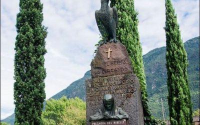 """Darfo ricorda il """"ribelle per amore"""" Teresio Olivelli"""