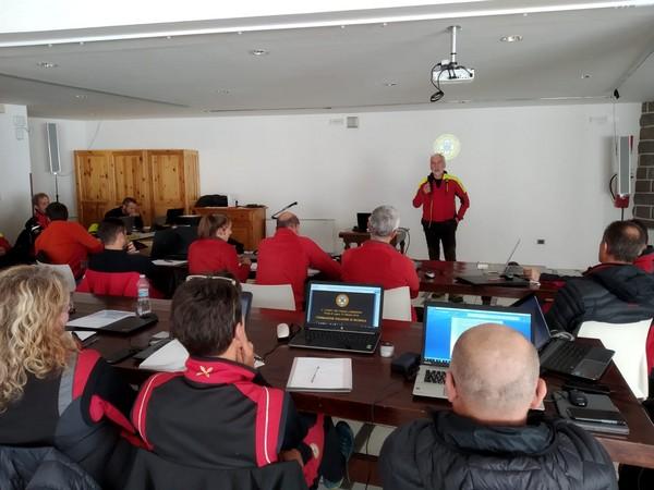 17 nuovi Tecnici di ricerca per il Soccorso Alpino lombardo
