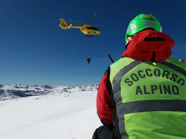 Danese in coma dopo una caduta sugli sci al Tonale