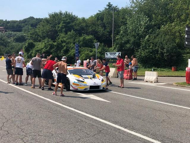 Il Trofeo Vallecamonica prova del Campionato italiano di velocità in montagna