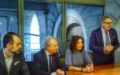 Iseo, il sindaco Marco Ghitti passa a Fratelli d'Italia