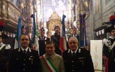 Virgo Fidelis, la celebrazione con i carabinieri a Cedegolo