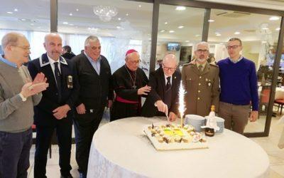 Festa per i 30 anni dell'Associazione sottufficiali d'Italia di Vallecamonica