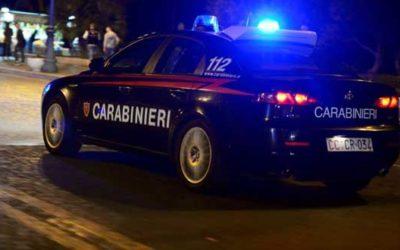 Controllo dei carabinieri di Clusone, arrestato 45enne