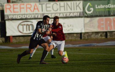 """Breno-Fanfulla 1-1, Tacchinardi: """"L'impegno c'è stato. Rassegniamoci all'arbitraggio"""""""